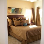 Auberry at Twin Creeks Apartment Bedroom