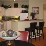 Benton Pointe Apartment Kitchen
