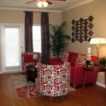 Benton Pointe Apartment Living Room 2