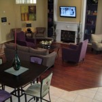 Benton Pointe Apartment Living Room