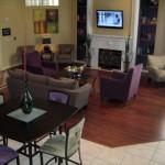 Benton Pointe Apartment Living Room