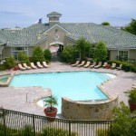 Benton Pointe Apartment Pool