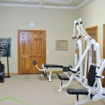 Chaparral Townhomes Apartment Fitness Center
