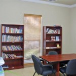 Chaparral Townhomes Apartment Library