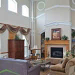 Chaparral Townhomes Apartment Lounge