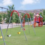 Chaparral Townhomes Apartment Play Ground