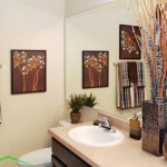 Delayne At Twin Creeks Apartment Bathroom