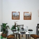 Delayne At Twin Creeks Apartment Dining Room