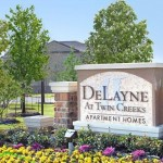 Delayne At Twin Creeks Entrance