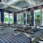 Heights at Allen Station Apartment Fitness Center