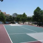 Lansbrook at Twin Creeks Apartments Basketball Court
