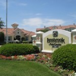 Lansbrook at Twin Creeks Apartments Community Sign