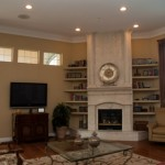 Lansbrook at Twin Creeks Apartments Living Room 2