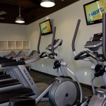 Lofts At Watters Creek I & II Apartment Fitness Center