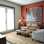 Lofts At Watters Creek I & II Apartment Living Room