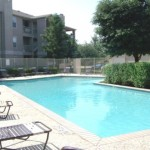 Maple Trail Apartments Pool Area