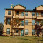 Parkview In Allen Senior Housing Apartment Building View