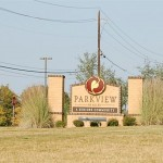 Parkview In Allen Senior Housing Apartment Entrance