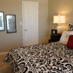 Settlers Gate Apartment Bedroom