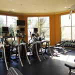 Settlers Gate Apartment Fitness Center