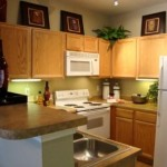 Settlers Gate Apartment Kitchen
