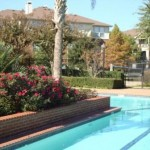 Settlers Gate Apartment Pool View