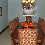 The Aspens at Twin Creeks Apartment Dining Room