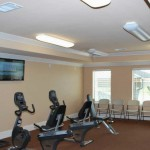 The Aspens at Twin Creeks Apartment Fitness Center