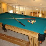 Wildwood Village Apartment Billiard Area