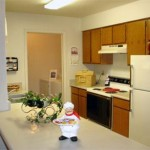 Wildwood Village Apartment Kitchen