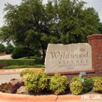 Wildwood Village Apartment Sign