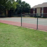Wildwood Village Apartment Tennis Court