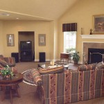 Wyndsor Court Apartment Living Room