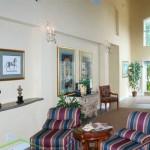 Wyndsor Court Apartment Lobby