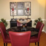 Benton Pointe Apartment Dining Room