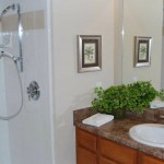The Aspens at Twin Creeks Apartment Bathroom
